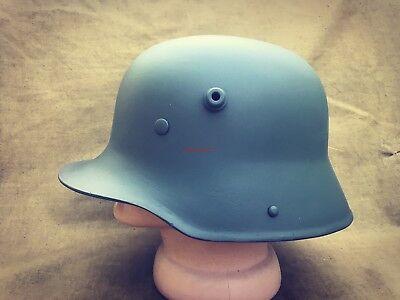 WWI German steel helmet M16, size 62.  Repro