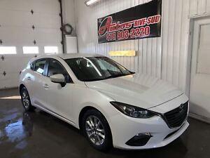 2015 Mazda Mazda3 Sport GS-SKY AUTO FULL ÉQUIPÉ GPS/CAMERA AVEC