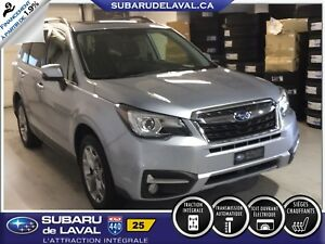 2017 Subaru Forester 2.5i Limited Awd ** Cuir Toit Navigation **
