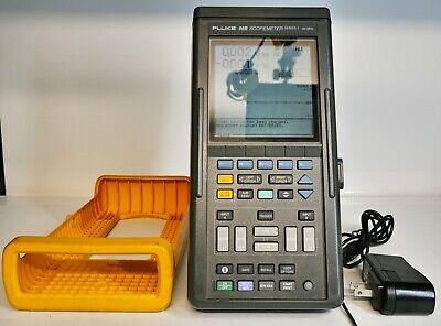 Fluke 96b Oscilloscope Scopemeter Series Ii - 60mhz