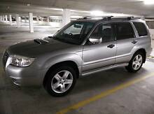 2008 Subaru Forester 79V XT Luxury MY08 All Wheel Drive Allambie Heights Manly Area Preview