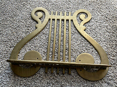 APM 517G Saxophone Lyre Brass Bent