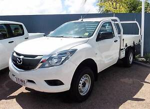 2016 Mazda XT BT50 4 x 2 Single Cab Ute Ayr Burdekin Area Preview
