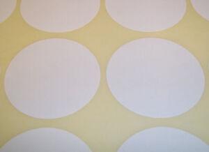 500-bianco-6mm-Colore-CODICE-rotondo-Adesivi-Adesivo-Id-ETICHETTE