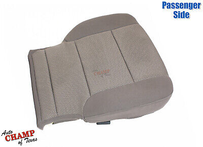 2014-2019 GMC Sierra SLE SLT HD Z71 - Passenger Side Bottom Cloth Seat Cover