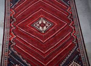 Remarkable Qashqaai (Shiraaz) Tribal Hand Knotted Handmade Persia Hornsby Hornsby Area Preview