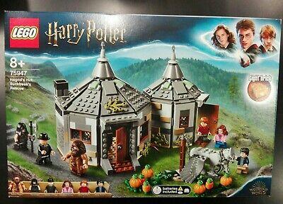 LEGO 75947 Harry Potter - La Capanna di Hagrid: il salvataggio di Fierobecco 8+