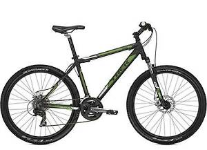 "Trek 3500 Disc Three Series 3 Mountain Bike 2013 Black/Green 13"" Ipswich Ipswich City Preview"