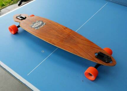 Arbor Mindstate (Walnut) Longboard, 37-Inch Complete Skateboard Kirrawee Sutherland Area Preview
