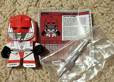 Mirage Hot Topic Exclusive Loyal Subjects Transformers Autobot Vinyl Figure