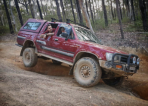 Price drop! $4000! Toyota hilux sr5 4x4 22re Berkeley Vale Wyong Area Preview