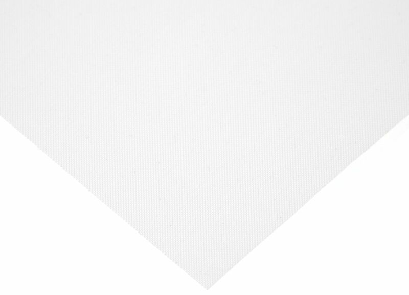 "Polyester Mesh Sheet Opaque Off White - 12"" x 24"" - 180 Microns Mesh - Set of 5"