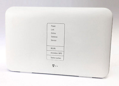 NEU Telekom Router Speedport W 724V 1300 Mbps 4-Port 1000 Mbps WLAN DECT
