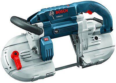 Bosch Gcb10-5 Deep-Cut Band Saw, Blue