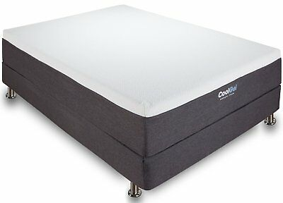 "Classic Brands Cool Gel 12"" Ventilated Gel Memory Foam Mattr"