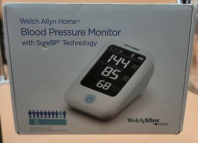 Welch Allyn Home H-bp100sbp Blood Pressure Monitor With Arm Cuff
