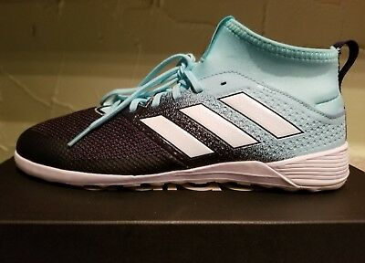 fd38e08a4 NEW1708 ADIDAS MEN S SOCCER ACE TANGO 17.3 INDOOR SNEAKERS SHOES SIZE 7.5  CG3709