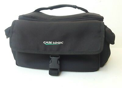 CASE LOGIC dslr CAMERA BAG  MEDIUM  compact camcorder CAMERA CASE. Medium Camcorder Case