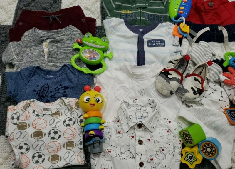 Baby Boy 0-3,3months Clothes Lot ❤👶😍