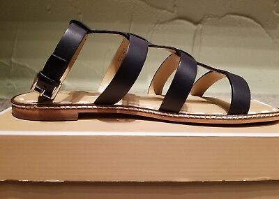 MICHAEL Michael Kors Women's Fallon Flat Sandals Size 6.5 NIB