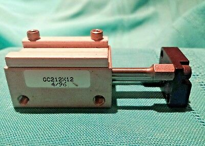 1 Compact Air Products Gc212x12 Guided Cylinder Bore 12 Strk 12 10-32 Ports