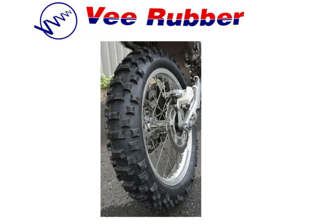 """Fully Road Legal Vee Rubber Enduro Tyre 120/90-18"""""""