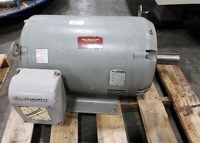 Baldor Cm2547t 60 Hp Electric Motor 3 Phase 1775 Rpm 5003sr