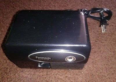 Panasonic Kp-310 Electric Pencil Sharpener With Suction Feet Tested Freeshipping