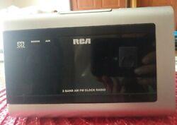 RCA Alarm Clock Radio - AM/FM - Dual Wake - Digital 2 Band - RP5430A