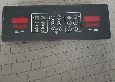 Giles Fryer Pcb Control Board 20364 Controller Watlow N7ge-1100-22aj Dual Eof-10