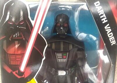 "Disney Star Wars Galaxy of Adventures Darth Vader 5"" Action Figure New In Box"