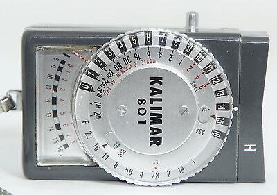 Измерители света VINTAGE KALIMAR 801 JAPAN