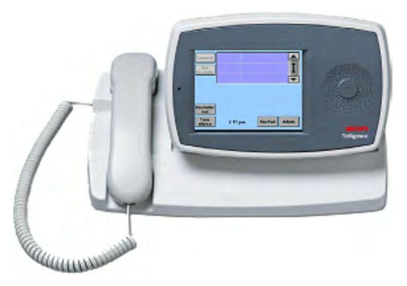 Ascom Model HC-CONSOLE-E RPA Telligence Nurse Console
