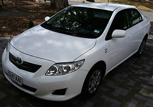 Toyota Corolla Ascent 2007 Auto 4 Door Golden Grove Tea Tree Gully Area Preview
