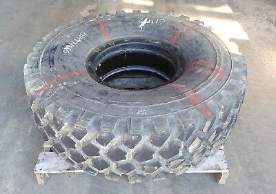 Military Surplus Cross Training Tire Flipping Boot Camp Workout Tire 420 Lb