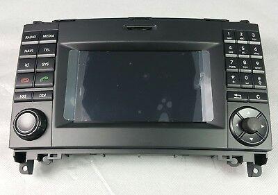 Mercedes Sprinter VW Crafter Radio 2E0057163L RSD 400 Display A9069016501 W906