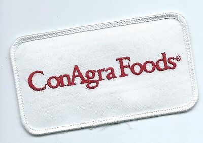 Conagra Foods Employee Driver Patch 2 1 2 X 4 1 2