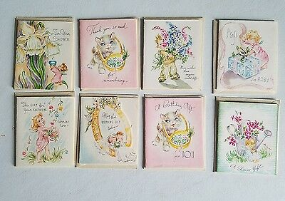 Betsy Ross Children (Lot Vintage  Betsy Ross Children's Greeting Cards W/envelopes ~)