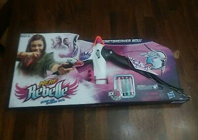 Nerf Rebelle Phoenix Heartbreaker Bow Standard Packaging