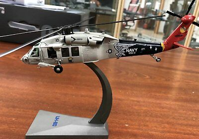 AF1 1/72 US UH-60 Black Hawk HSC-2 Utility Helicopter Alloy Diecast Model, used for sale  Shipping to Canada