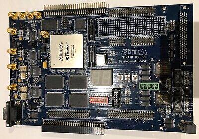 Altera Stratix Ep1s80 Dsp Development Board