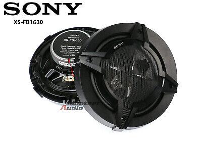 Sony XS Series XS-FB1630 6.5