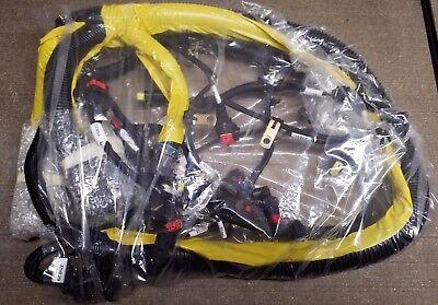 John Deere Oem K Series Dozer Remote Ecu Wiring Harness Part Re567645