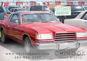 1978 Dodge Magnum 2 Door - T Top