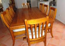 Excellent condition - Dining Room Table & Chairs (8 seater) Nowra Nowra-Bomaderry Preview