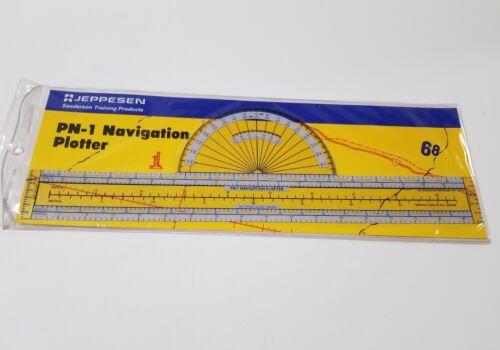 Jeppesen - PN-1 Navigation Plotter  Sanderson Training Products
