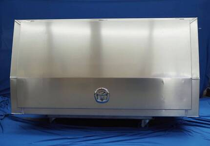 UTE/TRUCK 2.0mm Marine Grade 5052 Flat Plate Canopy/Toolbox