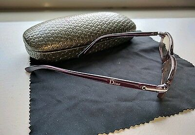 Christian Dior 3117 Eyeglasses with box and lens wipe