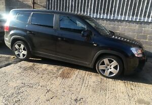 Chevrolet Orlando Automatic Diesel Breaking