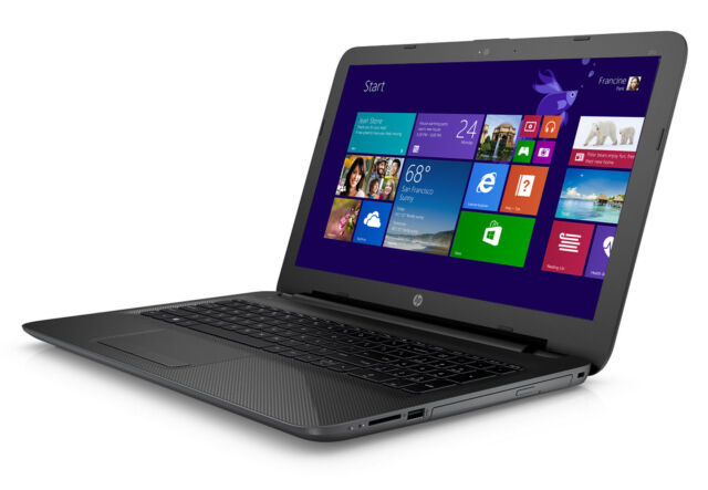 HP 250 G5 N3060 4GB 500GB 15,6 DVD-RW FREEDOS